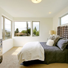 Contemporary Bedroom by Green Canopy Homes