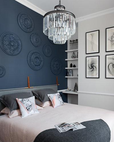 Contemporary Bedroom by Furnish Interior // Architectural Design
