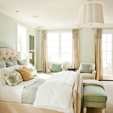 Traditional Bedroom by Cyndi Parker Interiors