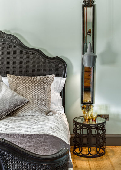 Eclectic Bedroom by Arq-A Interiors Limited