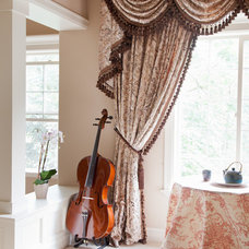 Eclectic Bedroom by Celuce