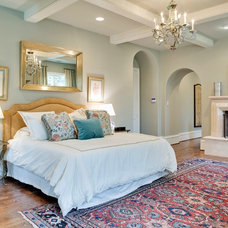 Traditional Bedroom by TATUM BROWN CUSTOM HOMES