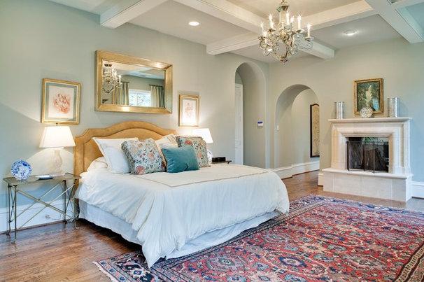 Traditional Bedroom by TATUM BROWN CUSTOM HOMES