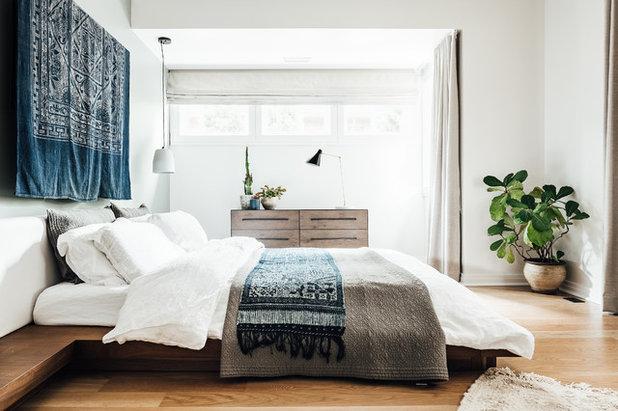 Mediterranean Bedroom by cityhomeCOLLECTIVE