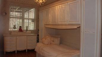 Gina's Vintage Girl Bedroom