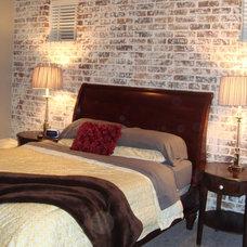 Traditional Bedroom Gina Thompson