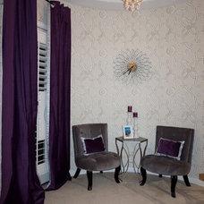 Contemporary Bedroom by Alina Druga Interiors