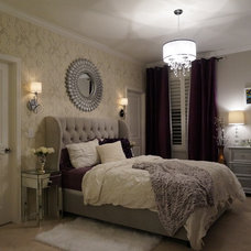 Contemporary Bedroom by Alina Druga Interiors