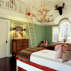 Traditional Bedroom by Alisberg Parker