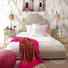 Contemporary Bedroom by Brett Design