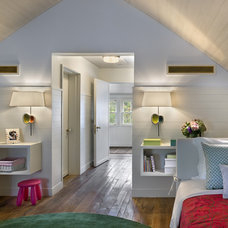 Beach Style Bedroom by Ike Kligerman Barkley
