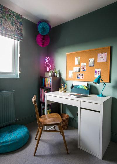 Contemporary Bedroom by Otta Design