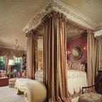 Master Bedroom Suite Eclectic Bedroom Orange County