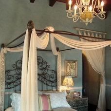 Contemporary Bedroom by Elias Benabib, Corp.