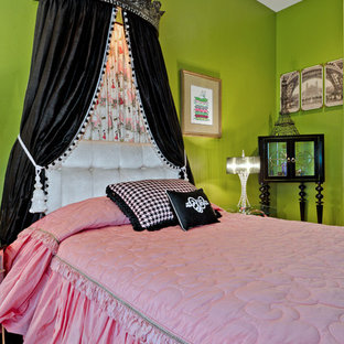 Girl's French Bedroom