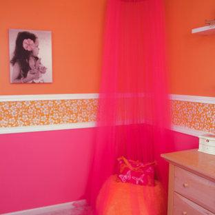 Cette photo montre une chambre exotique.