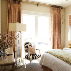 eclectic bedroom by Alice Lane Home Collection