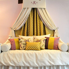 bedroom by Paige Merchant Designs