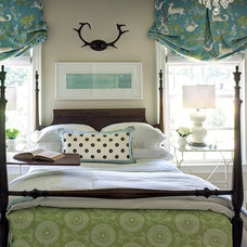 Traditional Bedroom by Katie Emmons Design
