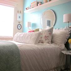 Eclectic Bedroom Girls Bedroom