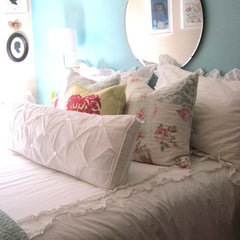 eclectic bedroom Girls Bedroom