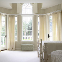 traditional bedroom by Erotas Building Corporation