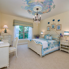 Traditional Bedroom by Mary Shipley Interiors