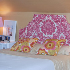 Traditional Bedroom by Creative Design Guild and French's Upholstery