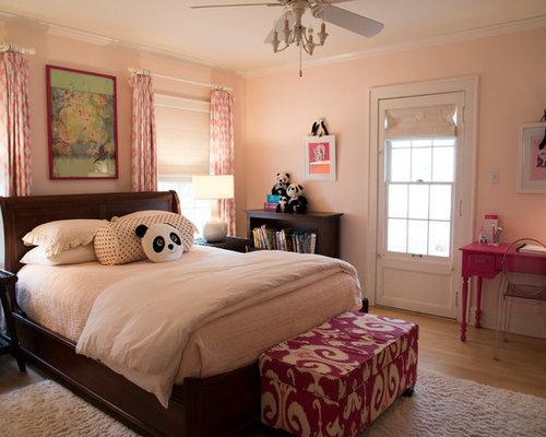 Pareti Rosa Camera Da Letto : Camera da letto con pareti rosa milwaukee foto e idee per arredare