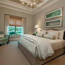 Eclectic Bedroom by London Bay Homes