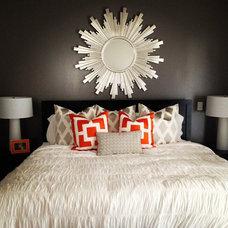 Contemporary Bedroom by DM Designs