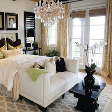 Traditional Bedroom by Northwest Lighting and Accents