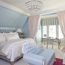 Traditional Bedroom by Jennifer Reynolds - Jennifer Reynolds Interiors