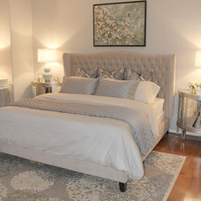 Traditional Bedroom by Nagwa Seif Interior Design