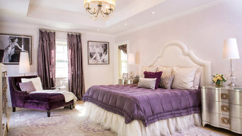 Glamorous Master Suite