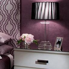 Contemporary Bedroom by Tina Mellino- ZIA INTERIORS