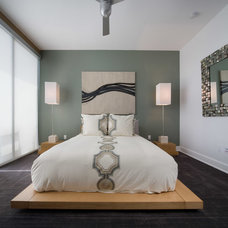 Contemporary Bedroom by Rob Bowen Design Group