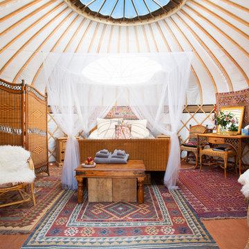 Glastonbury Yurt