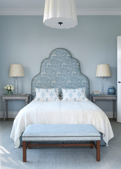 Современная классика Спальня by Brownlow Interior Design