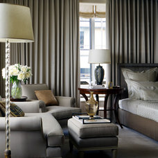 Traditional Bedroom by Glenn Gissler Design