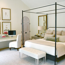 Transitional Bedroom by SummerHouse
