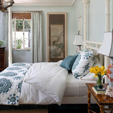 Traditional Bedroom by Hillary Thomas Designs