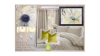 Goelz/York Project Bedroom