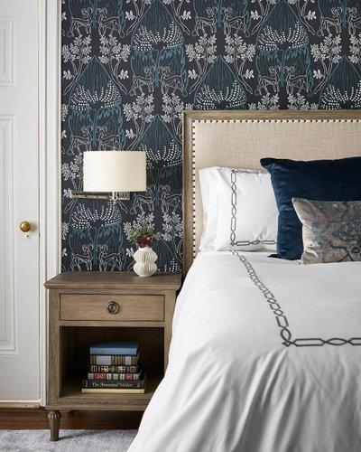 Неоклассика Спальня by Foster Hill Design