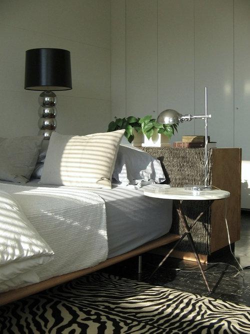bedroom design ideas renovations photos with lino flooring. Black Bedroom Furniture Sets. Home Design Ideas