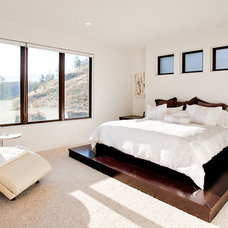 Contemporary Bedroom by Norelco Cabinets Ltd