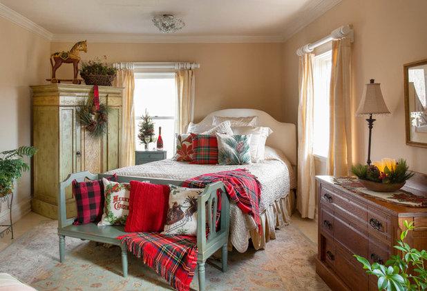 Farmhouse Bedroom by Rikki Snyder