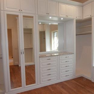 Inspiration for a huge modern master bedroom remodel in Orlando