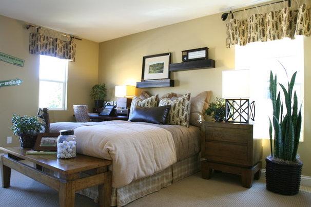 Traditional Bedroom by Coastal Decor, Nicole Rice