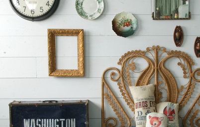 What to Look for at the Flea Market Now